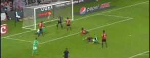 Lille 1:1 Saint Etienne