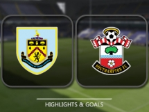 Burnley 1:0 Southampton