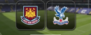 West Ham United 3:0 Crystal Palace