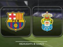 FC Barcelona 5:0 Las Palmas