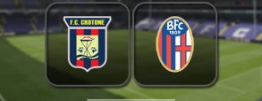 Crotone 0:1 Bologna