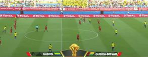Gabon 1:1 Gwinea Bissau