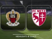 Nice 0:0 Metz