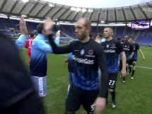 Lazio Rzym 2:1 Atalanta