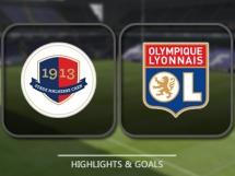 Caen 3:2 Olympique Lyon