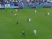 Sassuolo 4:1 US Palermo