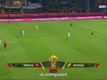 Tunezja 0:2 Senegal