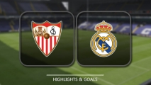 Sevilla FC 2:1 Real Madryt [Wideo]