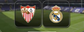 Sevilla FC 2:1 Real Madryt