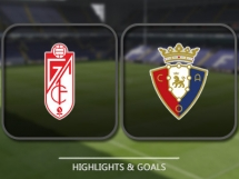 Granada CF 1:1 Osasuna