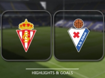 Sporting Gijon 2:3 SD Eibar