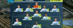 Olympique Marsylia 1:4 AS Monaco