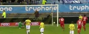 Klich wykorzystuje rzut karny z Vitesse!
