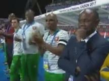 Kamerun 2:1 Gwinea