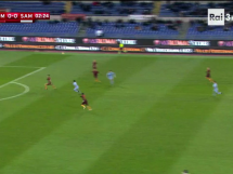 AS Roma 4:0 Sampdoria