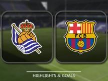 Real Sociedad - FC Barcelona 0:1
