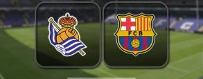 Real Sociedad 0:1 FC Barcelona [Wideo]