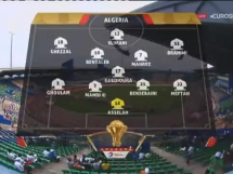 Algieria 1:2 Tunezja