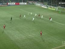 Freiburg 1:2 Bayern Monachium