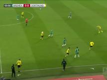 Werder Brema 1:2 Borussia Dortmund