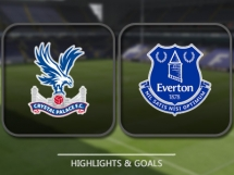 Crystal Palace 0:1 Everton