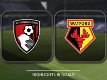 AFC Bournemouth 2:2 Watford