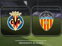 Villarreal CF 0:2 Valencia CF
