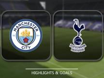 Manchester City 2:2 Tottenham Hotspur