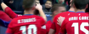 Osasuna 3:4 Sevilla FC