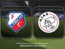 Utrecht 0:1 Ajax Amsterdam