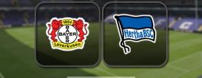 Bayer Leverkusen 3:1 Hertha Berlin