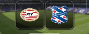 PSV Eindhoven 4:3 Heerenveen