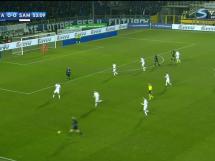 Atalanta 1:0 Sampdoria