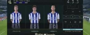 Real Sociedad 1:0 Celta Vigo