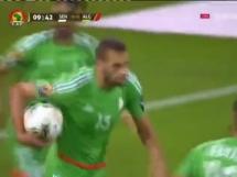 Senegal 2:2 Algieria