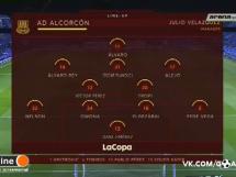 Deportivo Alaves 0:0 Alcorcon