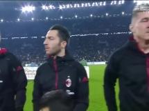 Juventus Turyn 2:1 AC Milan