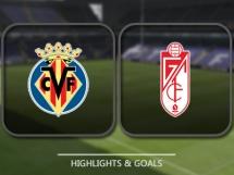 Villarreal CF 2:0 Granada CF