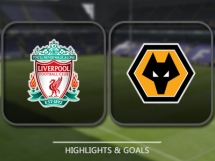 Liverpool 1:2 Wolverhampton
