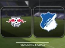 RB Lipsk 2:1 Hoffenheim