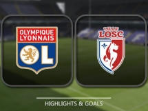 Olympique Lyon 1:2 Lille