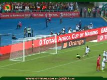 Burkina Faso 2:0 Tunezja