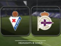 SD Eibar 3:1 Deportivo La Coruna