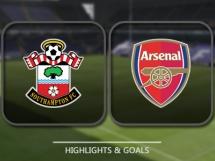Southampton 0:5 Arsenal Londyn