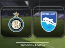 Inter Mediolan 3:0 Pescara