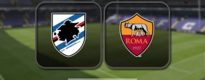 Sampdoria 3:2 AS Roma