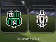 Sassuolo 0:2 Juventus Turyn