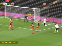 Fulham 4:1 Hull City