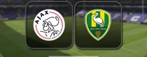 Ajax Amsterdam 3:0 Den Haag