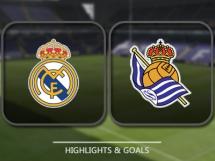 Real Madryt 3:0 Real Sociedad
